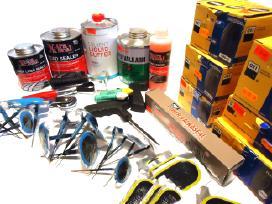 Ratų ir padangų remonto medžiagos ir įrankiai - nuotraukos Nr. 4