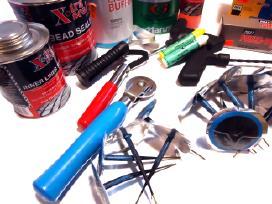 Ratų ir padangų remonto medžiagos ir įrankiai - nuotraukos Nr. 5