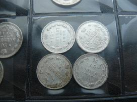 Parduodu retas Carines monetas .