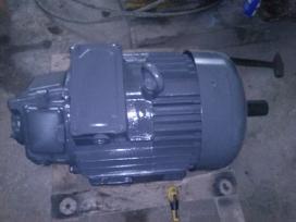 Elektros.varikliai / nenaudoti