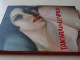 Tamara de Lempicka, tapytoja