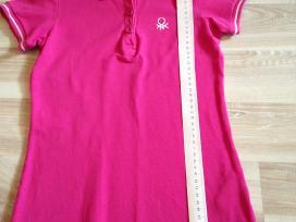 Benetton polo marškinėliai mergaitei 150cm - nuotraukos Nr. 2