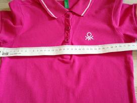 Benetton polo marškinėliai mergaitei 150cm - nuotraukos Nr. 3
