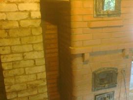 Krosnių Mūrijimas, Restauracija,remontas