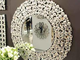 Klasikiniai veidrodžiai, veidrodis, dekoras