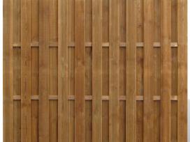 Medinė Tvora iš Vertikalių Lentų, Segmentas vidaxl