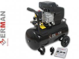 New Oro Kompresoriai Erman 2,5/3,5kw- Super Kaina