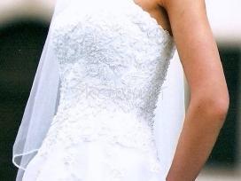 JAV Davids bridal kolekcijos vestuvinė suknelė - nuotraukos Nr. 2