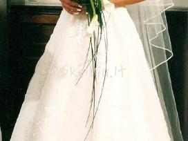 JAV Davids bridal kolekcijos vestuvinė suknelė - nuotraukos Nr. 3