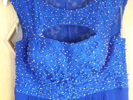 Parduodama ilga proginė suknelė - nuotraukos Nr. 2