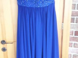 Parduodama ilga proginė suknelė - nuotraukos Nr. 4