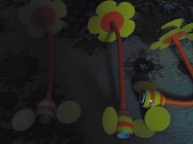 Šviestuvai vaikų kambariui Bitė