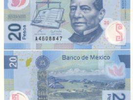 Meksika 20 Pesos 2012m. P122 Unc