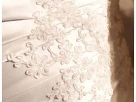 Nuostabi elegantiška vestuvinė suknelė - nuotraukos Nr. 2