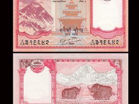 Nepalas 5 Rupees 2012m. P69 Unc