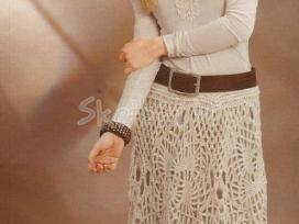 Sijonai-ranku drbo - nuotraukos Nr. 6