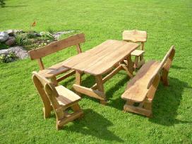 Azuoliniai stalai
