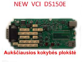 Autocom cdp+ 2015.1 90€ Vilnius, Kaunas, Alytus