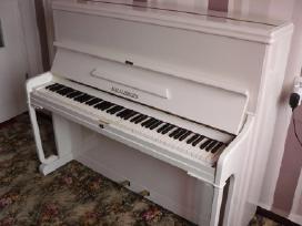 """Parduodu Antikvarinį pianiną """"August Forster"""" - nuotraukos Nr. 3"""