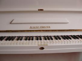 """Parduodu Antikvarinį pianiną """"August Forster"""" - nuotraukos Nr. 5"""