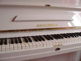 """Parduodu Antikvarinį pianiną """"August Forster"""" - nuotraukos Nr. 7"""