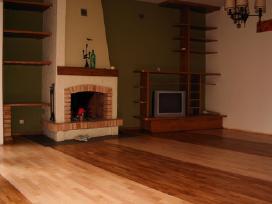 Parketo, grindų šlifavimas/lakavimas/poliravimas - nuotraukos Nr. 4