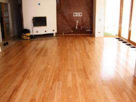 Parketo, grindų šlifavimas/lakavimas/poliravimas - nuotraukos Nr. 2