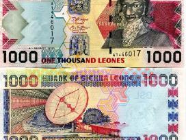 Siera Leonė 1000 Leones 2006m. P24c Unc