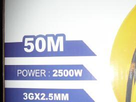 Elektros Prailgintuvai gerom kainom (30-50m)