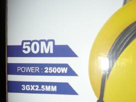 50m prailgintuvas, perforatorius, greztuvas