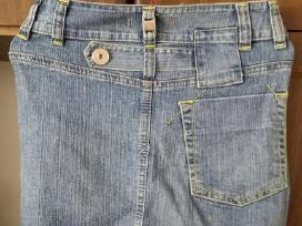 Naujas dzinsinis sijonas - nuotraukos Nr. 2