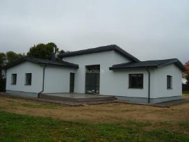 Fasadu namu šiltinimas