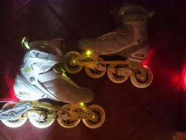 K.2 Salomon Fila Rollerblade Nike.rieduciai36-37 d - nuotraukos Nr. 3