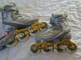 K.2 Salomon Fila Rollerblade Nike.rieduciai36-37 d - nuotraukos Nr. 4