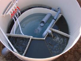 August nuotekų valymo įrenginiai