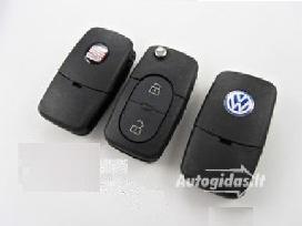Peugeot raktai 307 407 206 607 207 raktas korpusai - nuotraukos Nr. 8