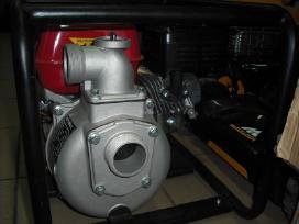 Benzininis vandens siurblys suptec austria - nuotraukos Nr. 3