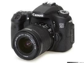 Canon fotoaparatas EOS 100d, 700d/750d, 80d - nuotraukos Nr. 2