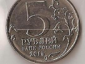 Rusija 5 rubliai 2015 Geografu draugija - nuotraukos Nr. 2