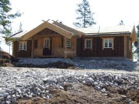 Mediena, statybinė mediena, murlotai, gegnės, kt.