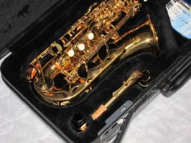 Saksofonas yamaha beveik naujas