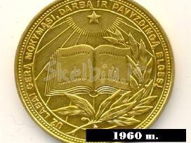 Mokslo baigimo medalių kolekcijai. - nuotraukos Nr. 6