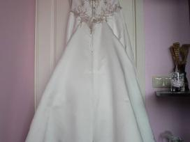 Parduodu iskirtinio grozio vestuvine suknele. - nuotraukos Nr. 3
