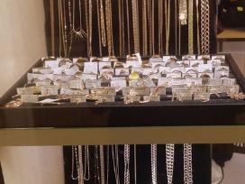 Auksinės ir sidabrinės grandinėlės
