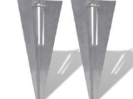 Tvoros Stulpo Atrama Kuoliukas 140595 vidaxl