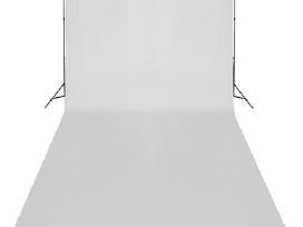 Baltas Fonas 600 x 300 ir Šviestuvai