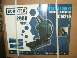 Multifunkcinės Galandinimo Staklės Eurotek Mf 250 - nuotraukos Nr. 8