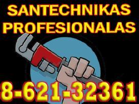 Profesionalus Santechnikas Kaune