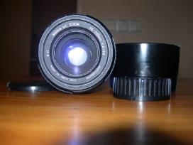 Nikon ir Sony-a /minolta-ma objektyvai
