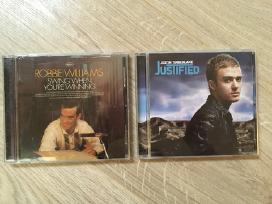 2 CD diskai